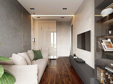 Интерьер комнаты для гостей