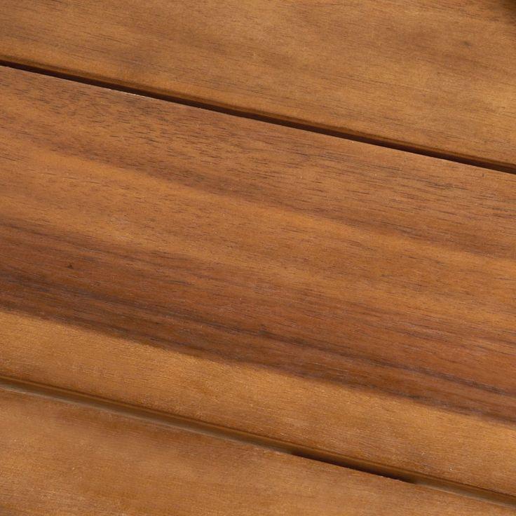 Table Basse De Jardin En Acacia Grigio Taille Taille Unique Table Basse Jardin Table Basse Et Canape Jardin