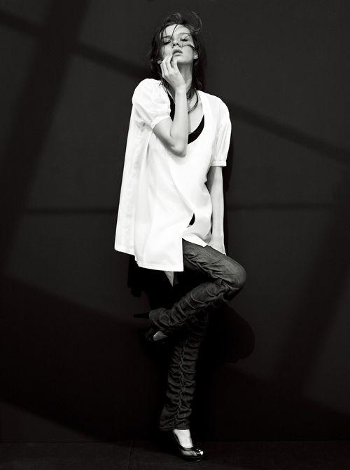 Brand: Xampagne Origin: Japan Collection: Spring/Summer 2011 Theme: Circadian Rhythm Technique: Puckering