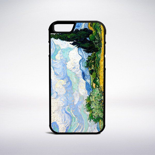 Vincent Van Gogh - Wheat Field With Cypresses Phone Case – Muse Phone Cases