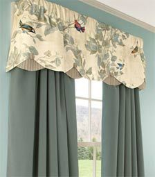Valances, Valance Curtain, Valance Curtains, Kitchen Valances, Windows Valances - Country Curtains®