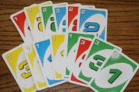Primary Music Notes: UNO!
