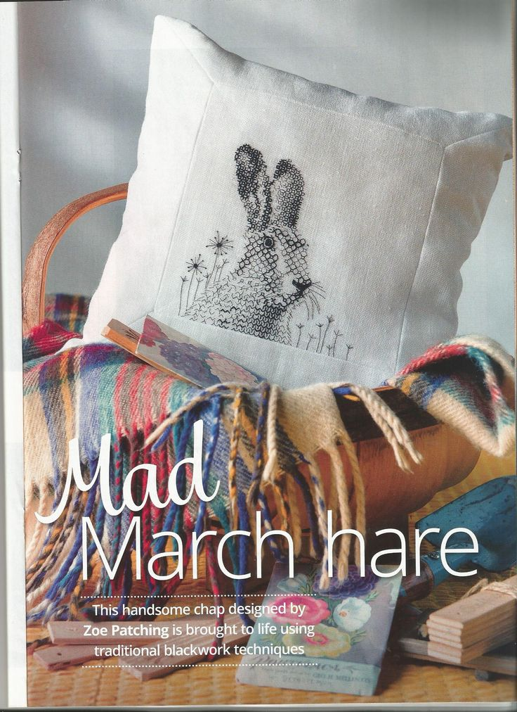 Mad march hare - Zoe Patching