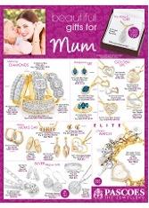 Pascoes Catalogue: Beautiful Gifts For Mum