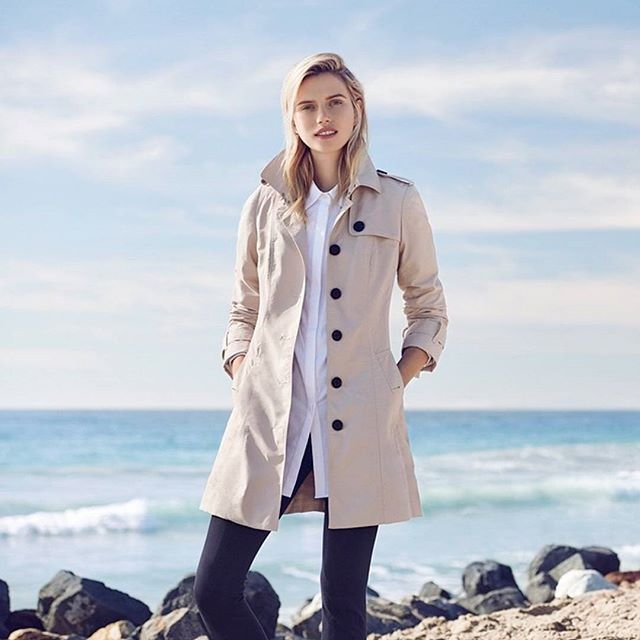 The classic trench is perfect for those transseasonal days and just goes with every style!  The Stone Miranda Classic Trench by @Sportscraft is now back on sale at Ozsale, so don't think twice and shop this #wardrobeessential for you!  Regram via @sportscraft  #ozsale #ozsaleloves #mystylefind #sportscraft #trench #trenchcoat #classic #essentials #fashion #fashionlover #fashionista #onpoint #wantthis #style #instastyle #fashionaddict #fashioninspiration #fashionable