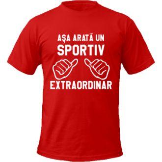 Cunosti vreun #sportiv extraordinar? | #tricou #tricouri