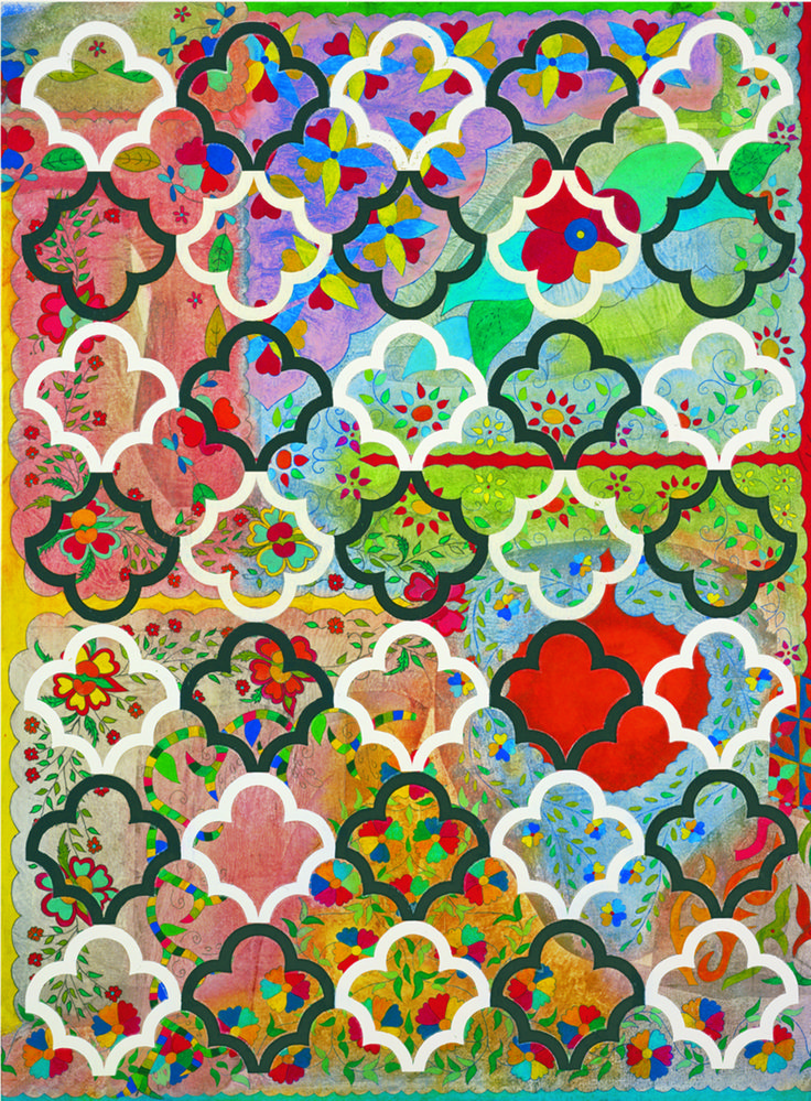 (phillip taafe)Patterns Colors, Painting Inspiration, Art Adorable, Art Inspiration, Colors Pattern, Painting By Philip, By Philip Taaf, Philip Taaffe, Art Attack