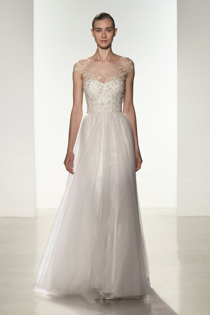 Hayden from the Christos Bridal Collection 2016