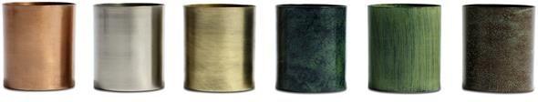 Modern home decor accessories - candlesticks from BoConcept Furniture Sydney Australia