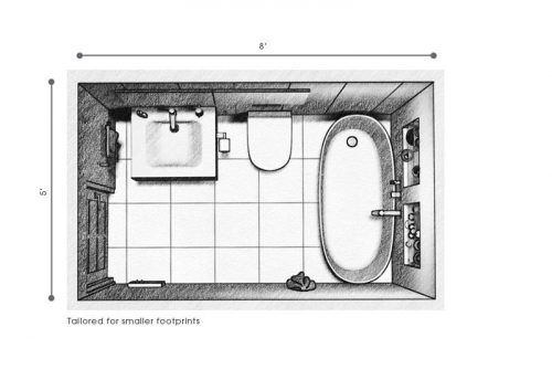 Mobile Home Bathroom Guide Small Bathroom Floor Plans Bathroom Floor Plans And Small Bathroom