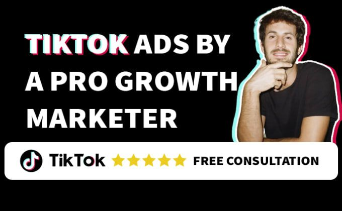 I Will Setup Optimise And Manage Your Tiktok Ads In 2021 Social Media Advertising Advertising Services Social Media