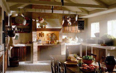 Cucine in muratura: le foto delle più belle