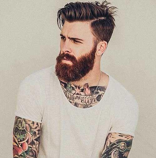 25+ Medium Mens Hairstyles | Medium Men Hairstyles