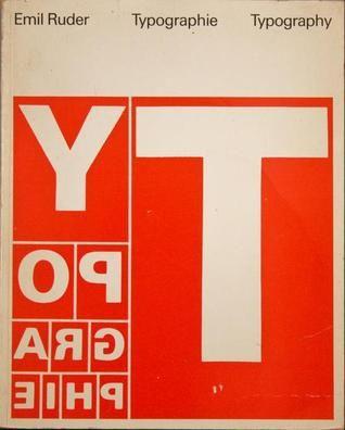 Emil Ruder | Typographie