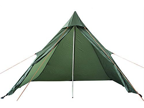 FIBEGA Ultralight tent, made of Silnylon, for 1-2 persons, with accessory - OD green