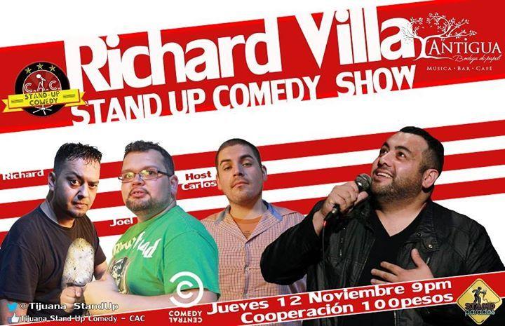 Sungard Exhibition Stand Up Comedy : Esto es hoy en la antigua bodega de papel stand up comedy
