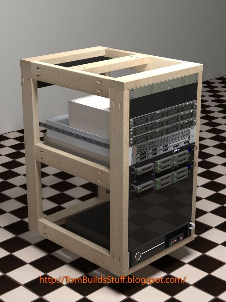 Inspirational Audio Rack Mount Cabinet