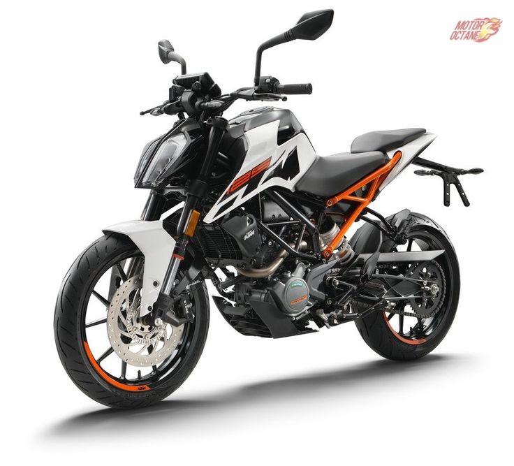 2017 KTM Duke 125 gets TFT screen  https://motoroctane.com/news/46151-2017-ktm-duke-125