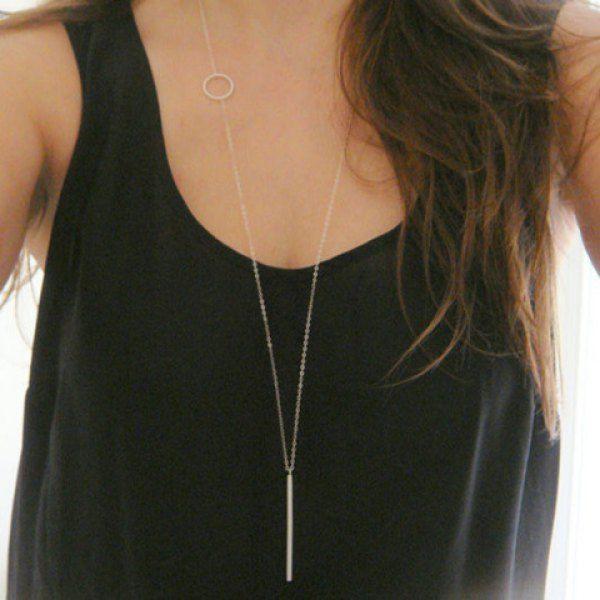 twinkledeals | pendant stick necklace
