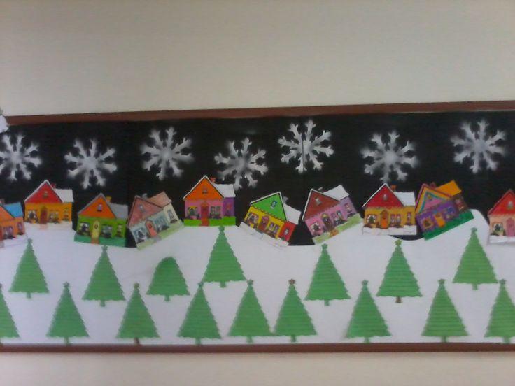 Christmas classroom display photo - Photo gallery - SparkleBox