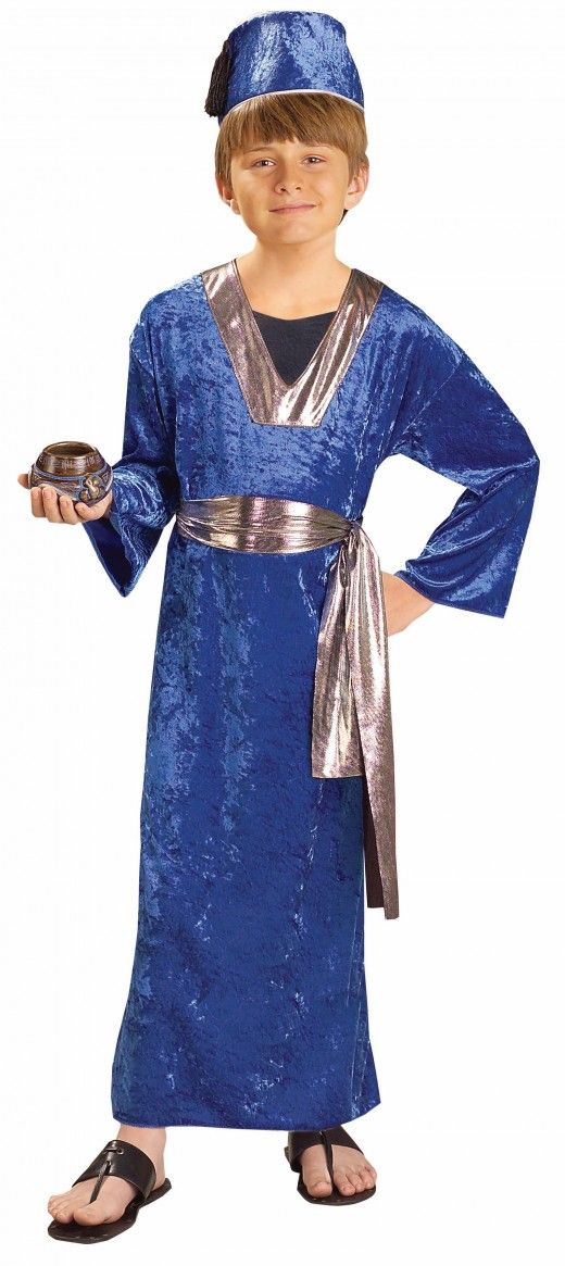 13 best fancy dress and costumes images on pinterest costumes forum novelties biblical times blue wiseman child costume large continue to the product at the image link solutioingenieria Choice Image