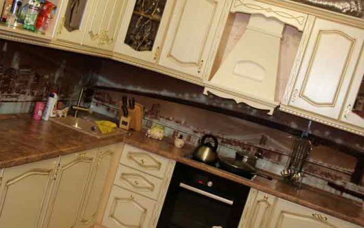 Кухонная мебель и оборудование для кухни