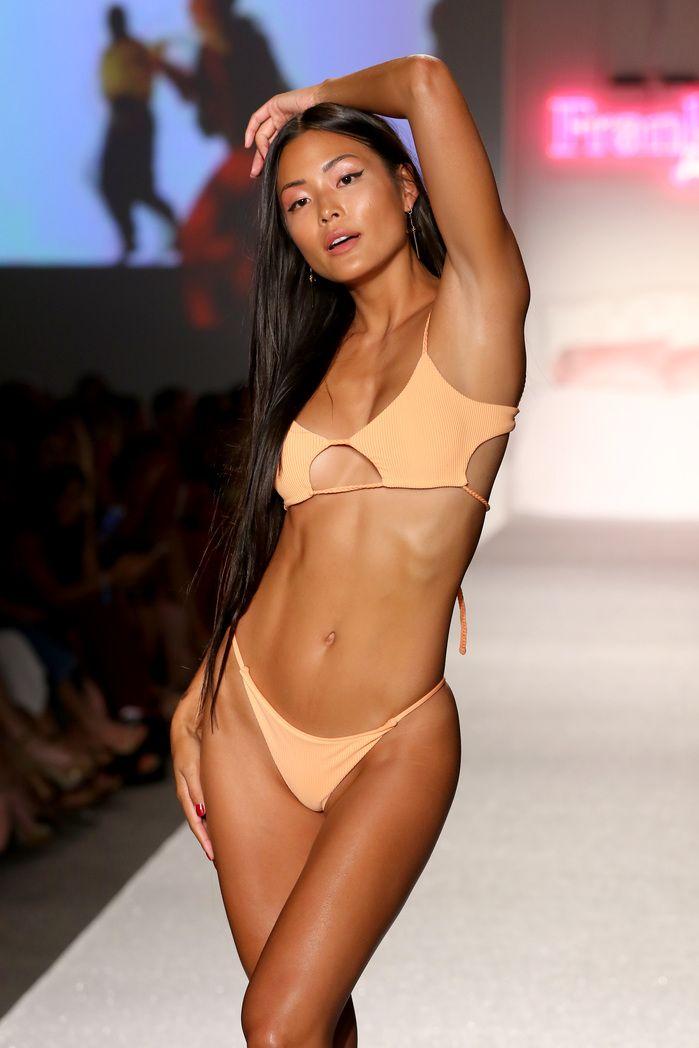 c8ae749e755 31.Saria Chen   2018 Frankie's Bikinis fashion show