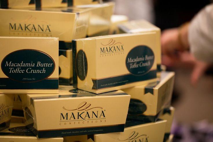 Makana at the New Zealand Chocolate Festival 2013 - Credit to Allan Carino