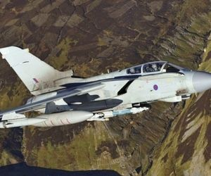British fighter jets use 3D printed parts in successful test flight