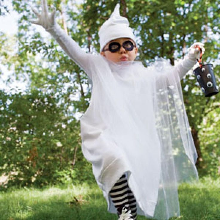 Halloween Costume of the Day: Boo-tiful Ghost