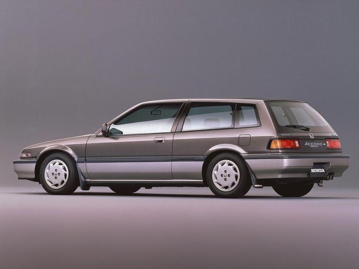 1986 Honda Accord III Aerodeck