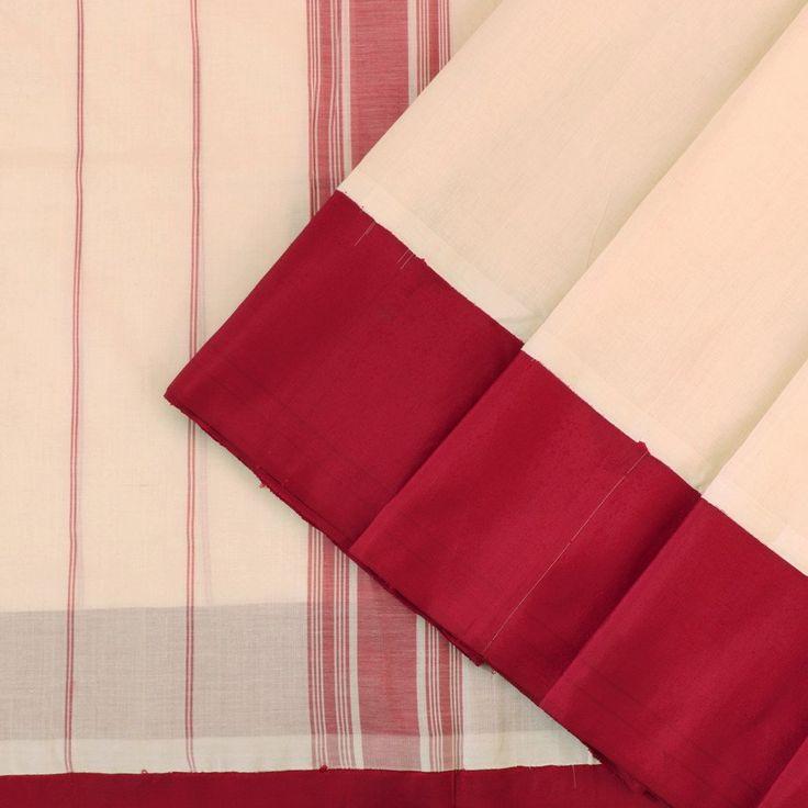 Kanakavalli Mangalgiri Cotton Sari 260-11-22689 - Cover View
