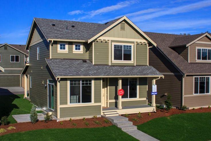 Unique Sage Green House Paint