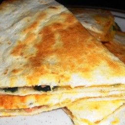 Steak quesadillas like the ones you can get at Taco Bell. - Taco Bell Steak Quesadillas