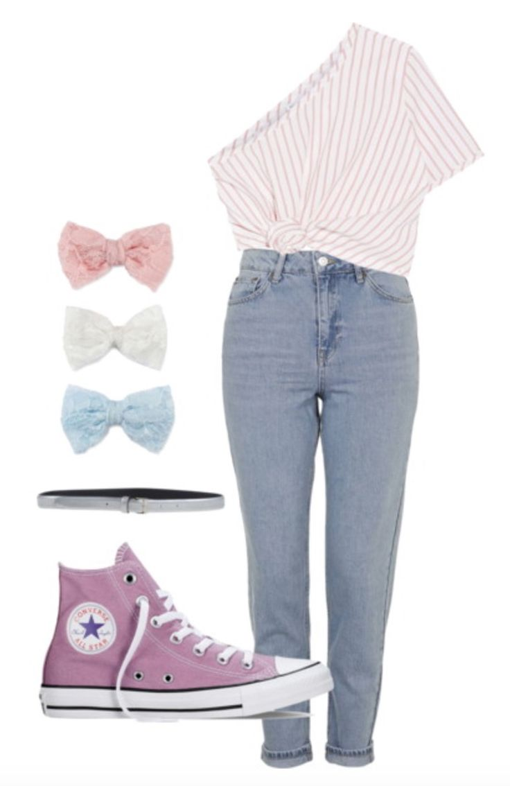 9 looks inspired by the All New Mickey Mouse Club. | Updated '90s outfit set inspiration | [ https://style.disney.com/fashion/2016/04/24/mickey-mouse-club/ ]