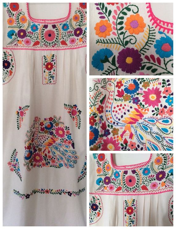 Best mexican dress images on pinterest