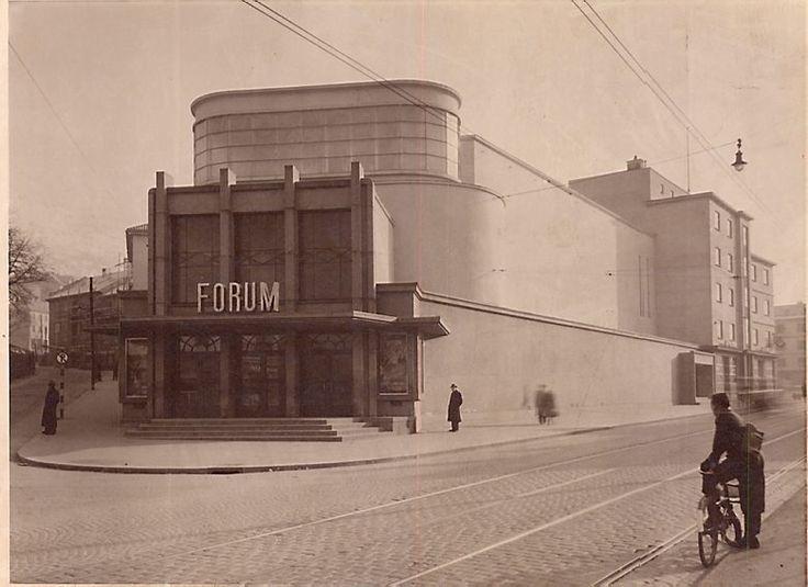 Forum kino, Bergen