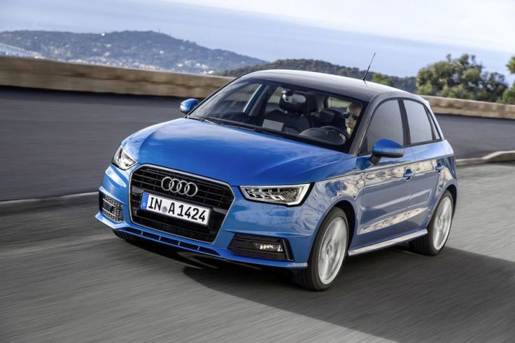 Audi A1 Sportback (8X facelift 2014) 1.0 TFSI ultra (95 Hp) - Technical specifications and fuel consumption