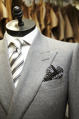 Gieves & Hawkes bespoke - Permanent Style