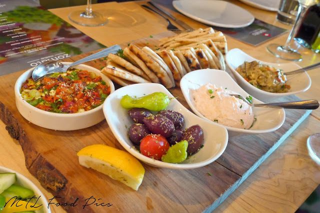 EVOO Greek Kitchen - Family-Style Food in Little Italy Ottawa