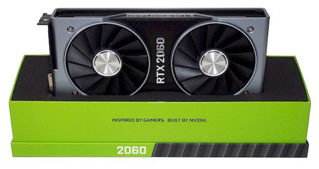 Nvidia Geforce Rtx 2060 Review Reasonably Priced Ray Tracing Nvidia Graphic Card Price Point