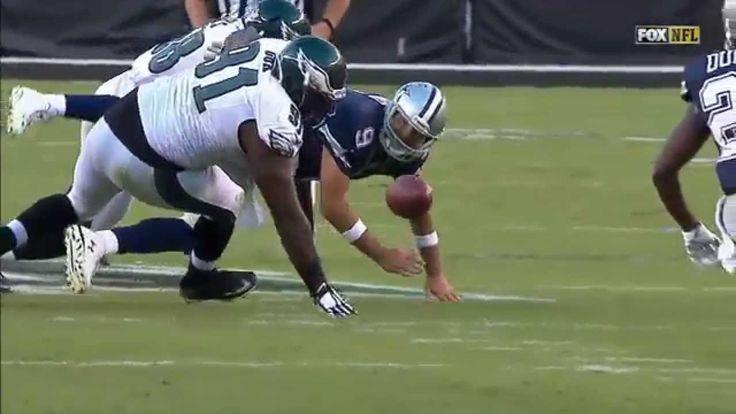 Dallas Cowboys QB Tony Romo Injured