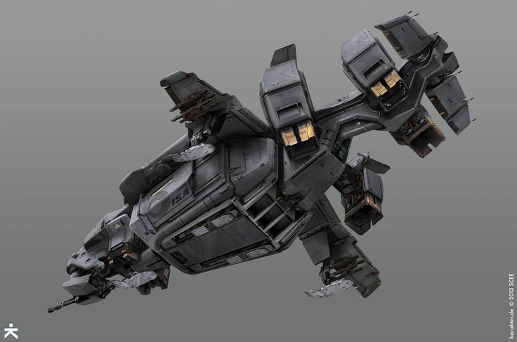 KILLZONE ships by Mike Hill