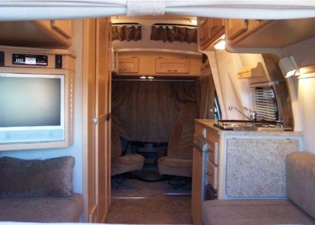 Best 25 Compact Rv Ideas On Pinterest  Tiny Camper Trailer Extraordinary Small Campers With Bathrooms For Sale Review