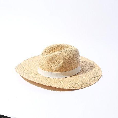 SANTELLI 別注リボン雑材帽   ルージュ・ヴィフ ラクレ(Rouge vif la cle)   ファッション通販 マルイウェブチャネル[TO407-129-40-01]