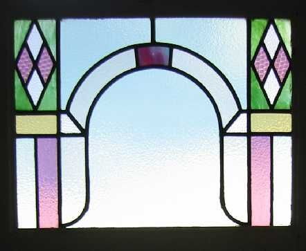 20 best deco glass images on pinterest art deco for 1930s stained glass window designs
