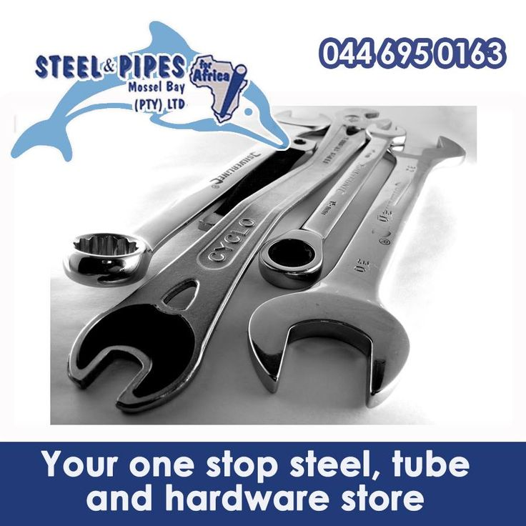 Need new tools? Steel & Pipes, Mossel Bay, stock a range of general tools and accessories as well, everything you might need for your DIY projects. #lifestyle #diy #tools
