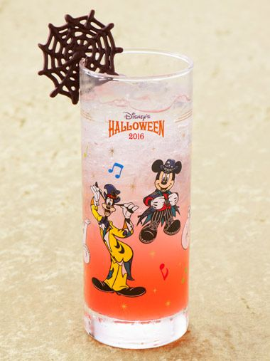 Disney's Halloween Special Non-Alcoholic Cocktail with Collectible Glass ¥1,860…