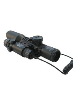 Tactical Scope 3-10x Zoom Red-Green Illuminator Crosshairs   Buy Now at camouflage.ca
