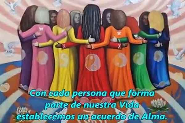 Con cada persona que hace parte de nuestra vida establecemos un acuerdo de almas. Esto significa que mucho tiempo atrás, en el reino...